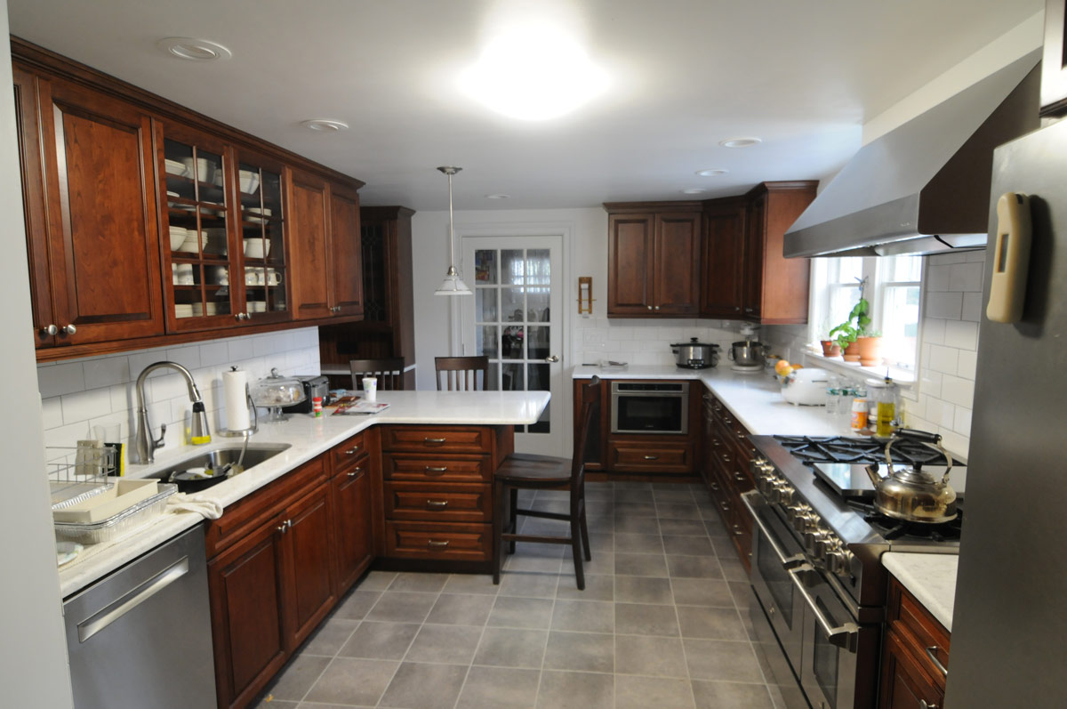 Steps to take before starting a kitchen remodel for When remodeling a kitchen where to start