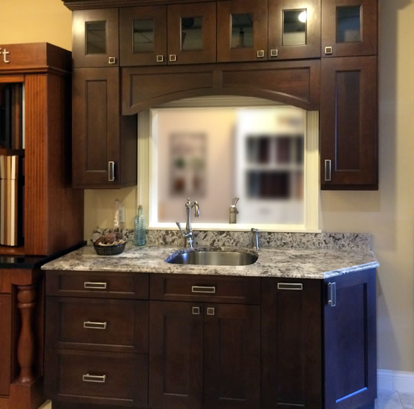 Our showroom westchester kitchen bath for Kitchen cabinets yonkers