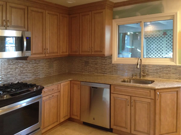 Recent projects westchester kitchen bath for Kitchen cabinets yonkers